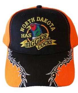 ND Has Bigger Hat